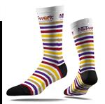 NETwork Striped Socks
