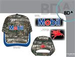 Realtree APX Camo Hat with Accent on Visor