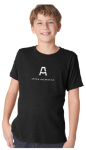 LARGE Arrow McLaren Youth Crew Tee