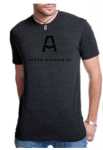 2XL Arrow McLaren SP Black Crew Tee