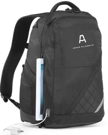 Official Arrow McLaren SP Team Backpack