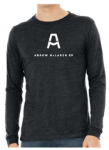 XS Arrow McLaren Long Sleeve Crew Tee