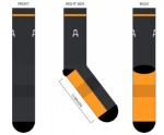 OSFA Team Crew Socks