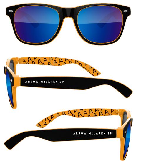 Arrow McLaren SP Retro Sunglasses