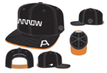 Official 2021 Arrow McLaren SP Team Flat Brim Hat