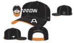 Official 2021 Arrow McLaren SP Team Curved Brim Hat