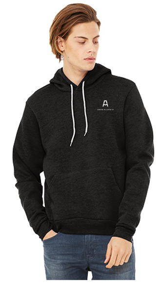 MEDIUM Arrow McLaren SP Emblem Sponge Hoodie