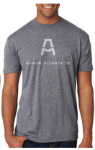 XS Arrow McLaren SP Grey Crew Tee
